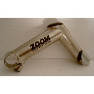 Zoom Competition, CrMo, 1 1/4 Standard, 120mm, 10°, titan-finish, NEU, OVP