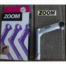 Zoom Cross Stem Vorbau, CrMo, 1 1/8 Standard, 120mm, 20°,...